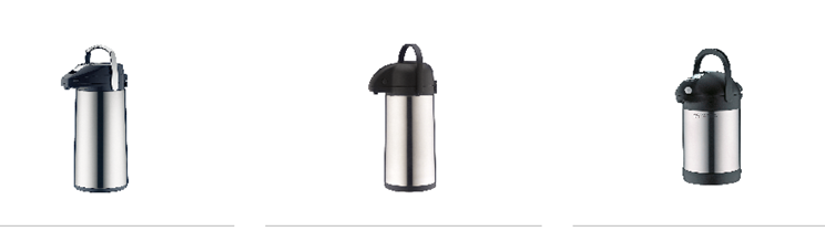 Thermos and urns