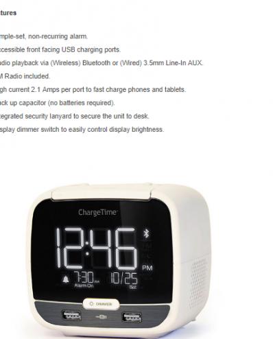 Teleadapt, guestroom electric accessories, internet UK – Robert Dunn